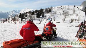 cnsas soccorso piste sci