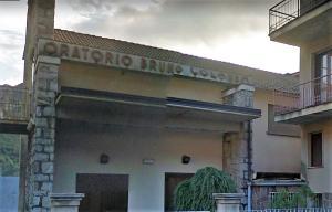 CINEMA TEATRO BRUNO COLOMBO PASTURO ESTERNO