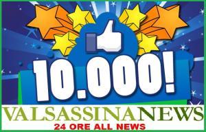 10mila fans facebook like