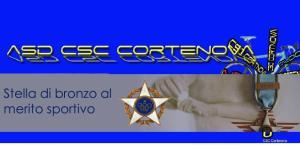 CS CORTENOVA STELLA AL MERITO SPORTIVO CONI