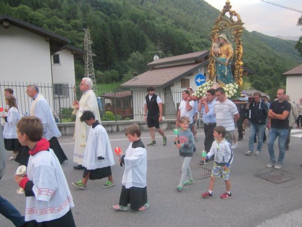 Processione del Carmine Casargo (Medium)