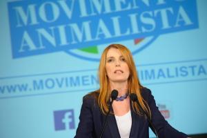 Michela Vittoria Brambilla MOVIMENTO ANIMALISTA