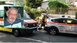 incidente ballabio ambulanza 1 pedrazzoli