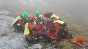 esercitazione soccorso alpino grignone 30 settembre (10)
