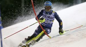 Ski World Cup 2015-2016. Tommaso Sala (ITA) Madonna di Campiglio, 22-12-2015 foto (Marco Trovati- Pentaphoto)