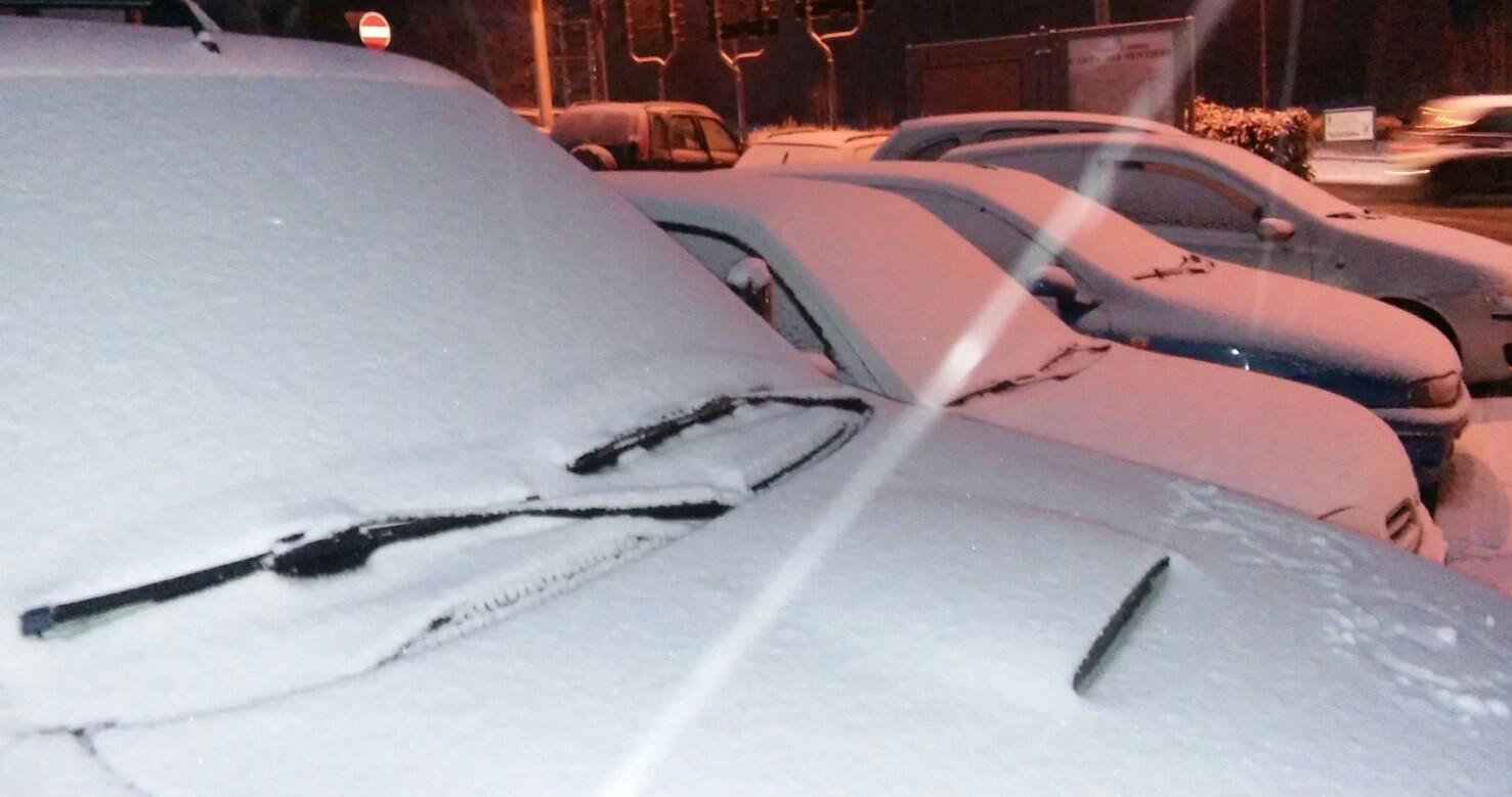 Neve e gelicidio. Pronto Soccorso in allerta: