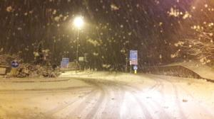 neve 20gen18 nevicata notte Colle balisio