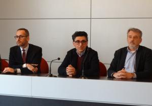 Attilio Fontana in CM - Mauro Piazza - Cesare Galli - Antonello Formenti