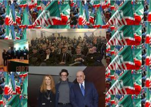 SCONTRO FORZA ITALIA LECCO GALLIANI BRAMBILLA PUBBLICO X PIAZZA