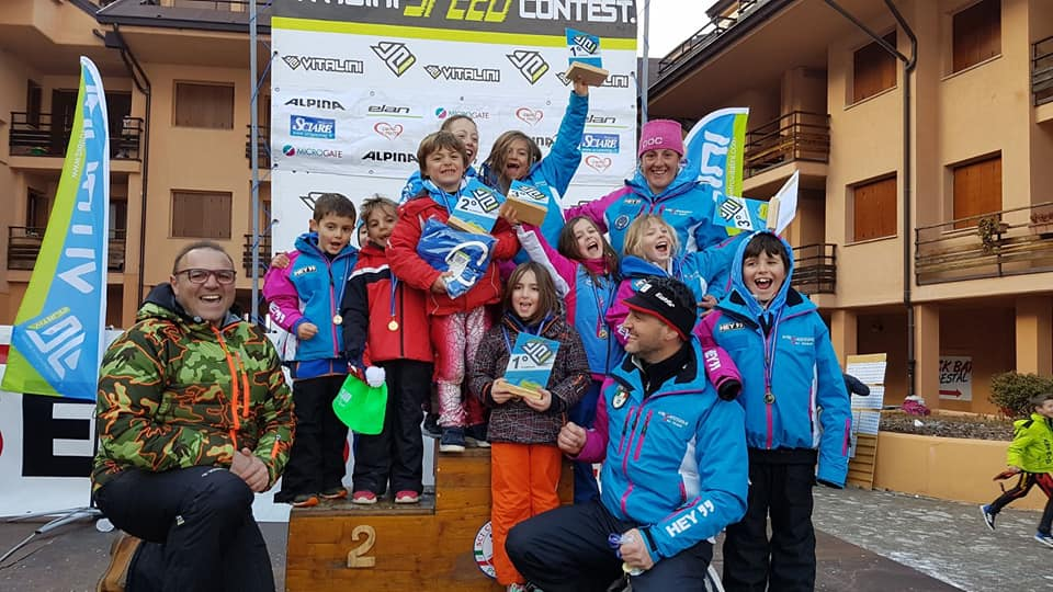 Vitalini Speed Contest Valsassina Ski Team - bambini 5