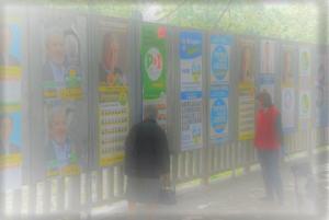manifesti elettorali generica da IPRINTDIFFERENT