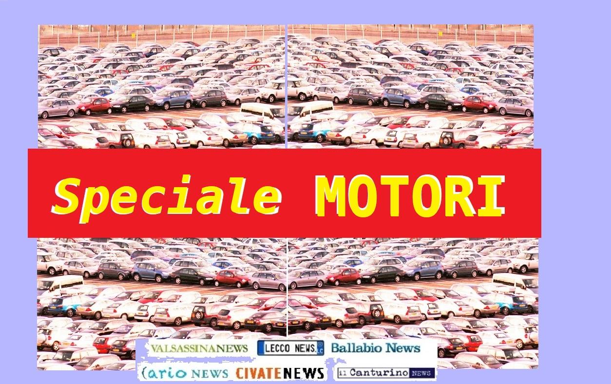 RUBRICA SPECIALE motori AUTO - large