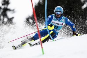 Ski World Cup 2017/2018, Adelboden (SUI), 07/01/2017, Tommaso Sala (ITA), Photo by Gabriele Facciotti, Pentaphoto