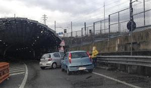 incidente rampa 3° ponte lecco-ballabio