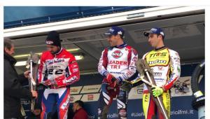 trial grattarola podio gubbio