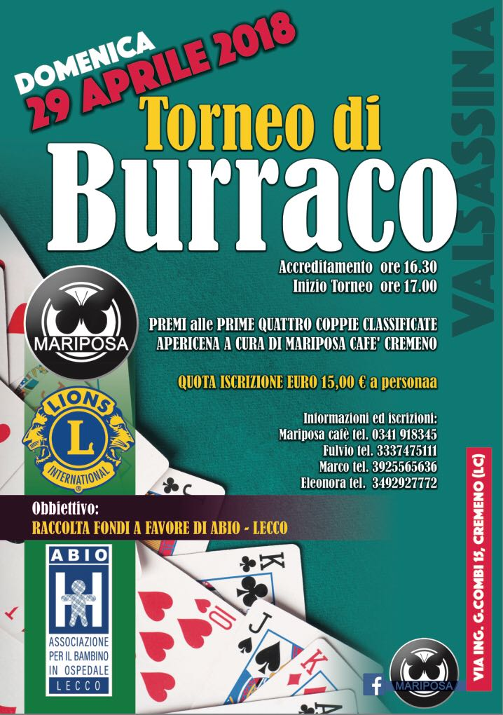 BURRACO CREMENO