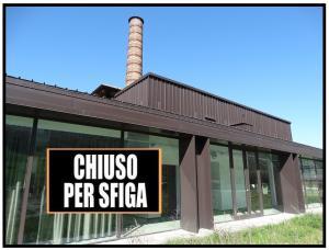 FORNACE CHIUSA PER SFIGA