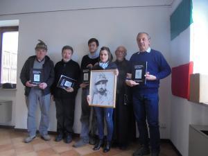 Luigi Aldeghi - Don Lucio Galbiati - Federico Oriani - Elisa Villa - Don Comi Alfredo 1