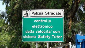 cartello tutor motori