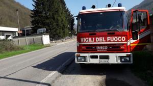 pompieri vigilid el fuoco cortenova