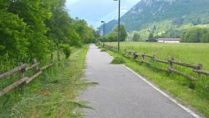 CICLABILE RIPULITA Alpini Barzio