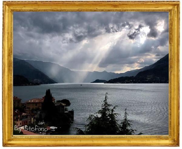 FOTO TEMPORALE VARENNA Stefano Spotti