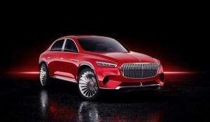 mercedes maybach ultimate luxury salone di pechino 2018 motori 2
