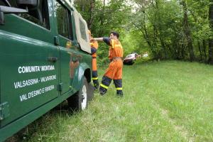 protezione civile moggio - pompieri moggio udinese (1)