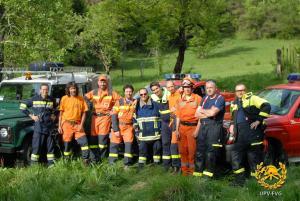 protezione civile moggio - pompieri moggio udinese (2)