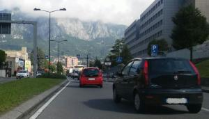 traffico ospedale manzoni