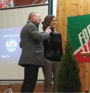 LOCATELLI UMBERTO con Gelmini Forza Italia