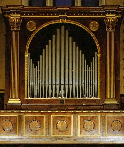 Primaluna organo serassi