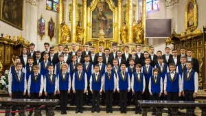Pueri Cantores Sancti Nicolai di Bochnia (Polonia)